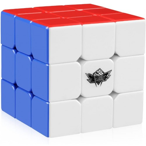 Dfantix Cyclone Boys 3×3 Speed Cube Stickerless Smooth Magic Puzzles 57Mm xuanfeng