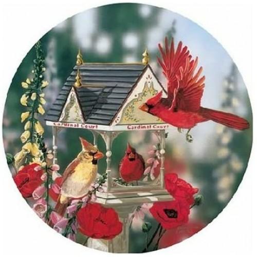 Cardinal Court Jigsaw Puzzle