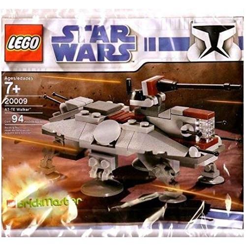 Lego Star Wars Brickmaster Exclusive Mini Building Set 20009 Atte