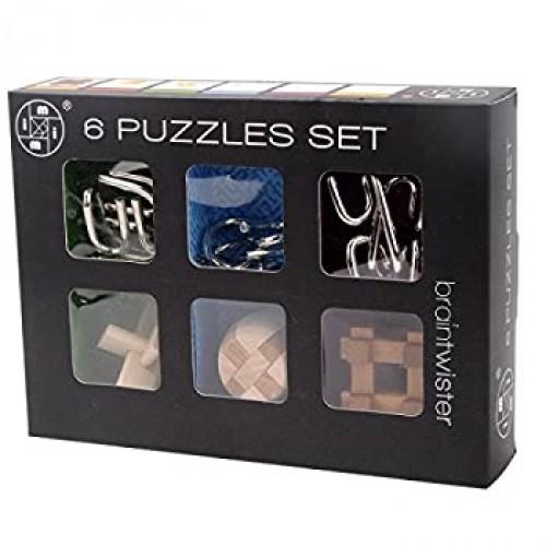 Iq Toys Ideko Test Mind Game Brain Teaser Puzzles Magic Trick Toy Educational Gift
