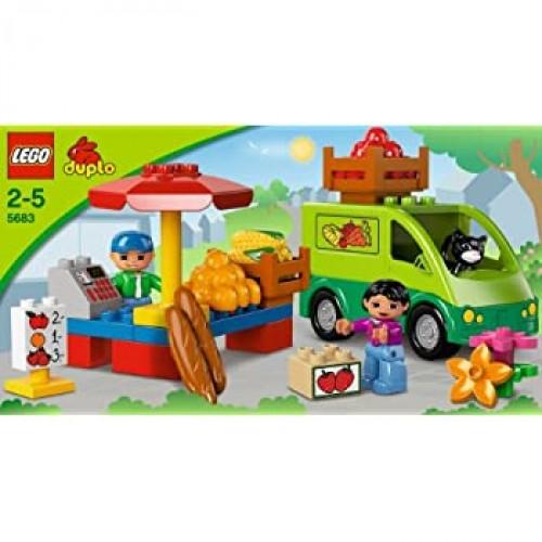 Lego Duplo Market Place
