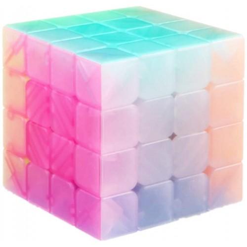 Cuberspeed Qiyi Qiyuan S 4×4 Jelly Cube Mofangge Mfg 4x4x4 Speed