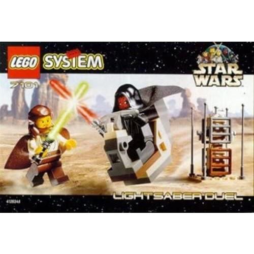 Star Wars Lego Lightsaber Duel