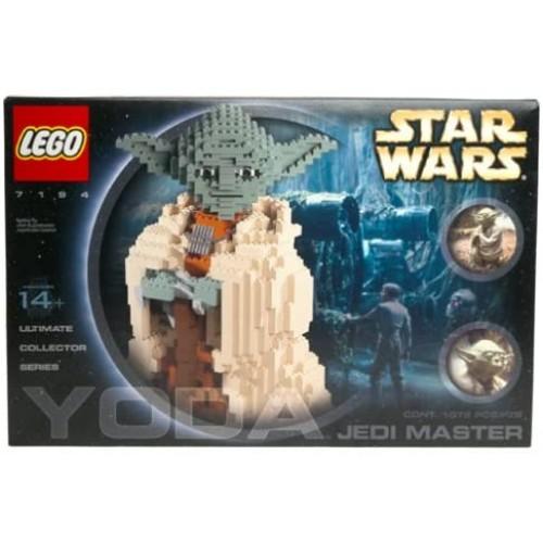 Lego Star Wars Jedi Master Yoda