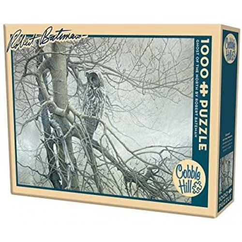 Cobble Hill Ghost Of The North Jigsaw Puzzle 1000