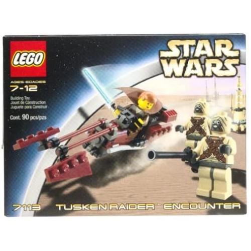 Lego Star Wars Tusken Raider Encounter