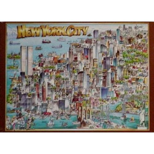 City Of New York Jigsaw