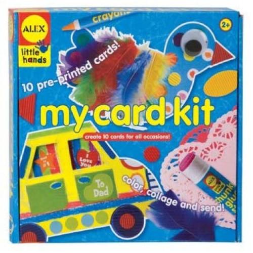 My Card Kit Paper Craft Kit