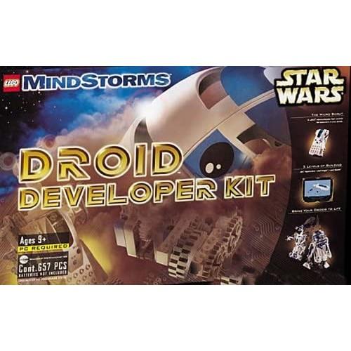 Lego Mindstorms Star Wars Droid Developer