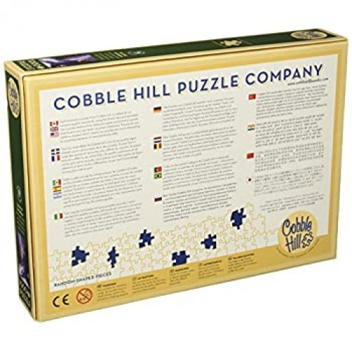 Cobble Hill Solstice Gathering Puzzle 1000