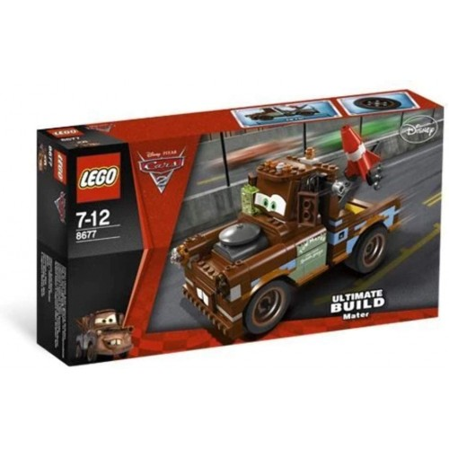 Lego Disney Cars Exclusive Limited Edition Set 8677 Ultimate Build