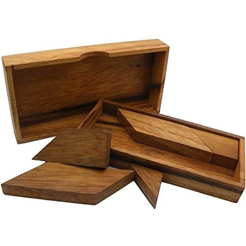 K Letter Wooden Puzzle With