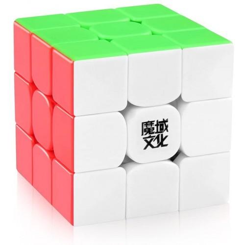 Dfantix Moyu Weilong Gts V2 M Magnetic Speed Cube 3×3 Stickerless Gts2 Magic