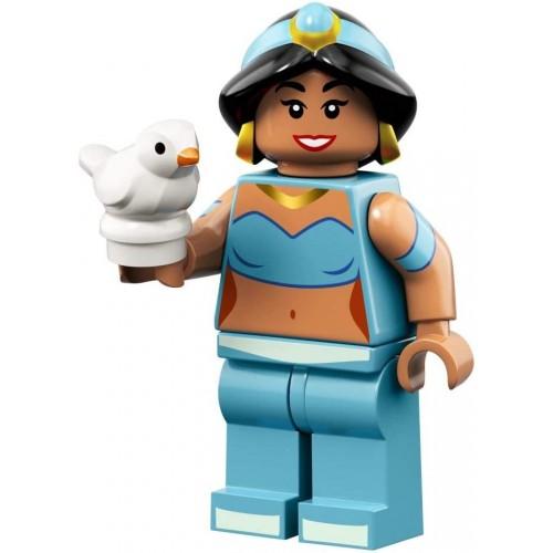 Lego Disney Series 2 Collectible Minifigure Princess Jasmine Sealed Pack