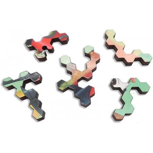 Artifact Puzzles Geoffrey Gersten In Dreams Wooden Jigsaw