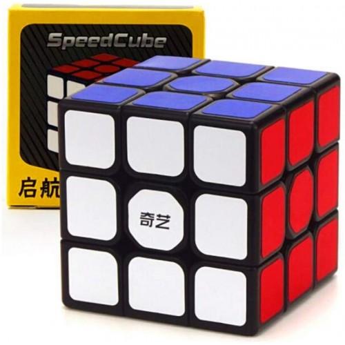 Cuberspeed Qiyi Sail 3×3 Black Magic Cube Mofangge Mfg Qihang 3x3x3 Speed W Version