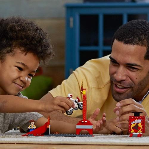 Lego Disney Pixars Toy Story Duke Cabooms Stunt Show 10767 Building Kit 120