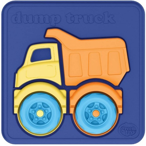 Green Toys Dump Truck Puzzle 4