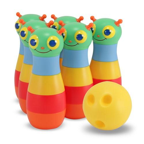 Happy Giddy Toddler Bowling Set