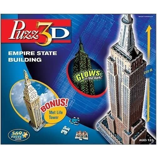 Winning Solutions Puzz 3D Empire State