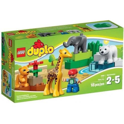 Lego Duplo Town 4962 Baby Zoo Building