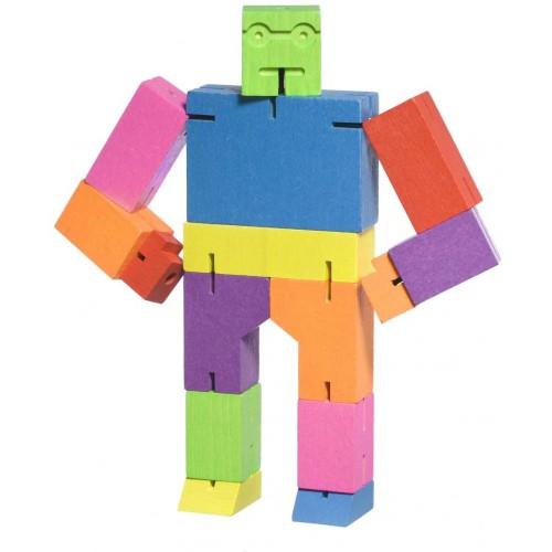 Areaware Medium Cubebot Multi Color