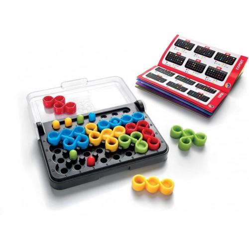 Smartgames Iq Twist A Travel Game Cognitive Skillbuilding Brain Teaser For Ages 6 Up
