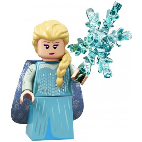 Lego Disney Series 2 Collectible Minifigure Elsa With Icicle Sealed Pack