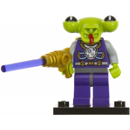 Mad Alien Lego Minifigures Series 3