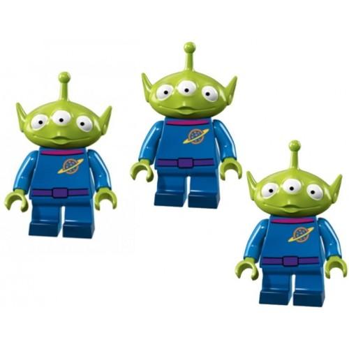 Lego Disney Minifigures Toy Story Alien 3 Pack
