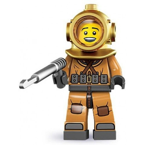 Lego Diver 8833 Series 8