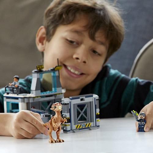 Lego Jurassic World Stygimoloch Breakout 75927 Building Kit 222