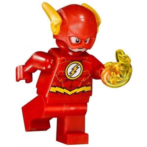 Lego Dc Comics Super Heroes Justice League Minifigure Flash With Power Blast