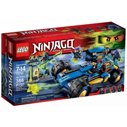 Lego 2015 New Ninjago Masters Of Spinjitzu 70731Jay Walker