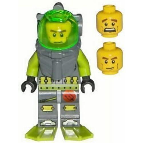 Lego Atlantis Minifigure Diver 1