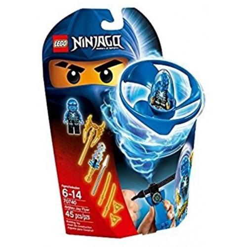 Lego 70740 Ninjago Airjitzu Jay