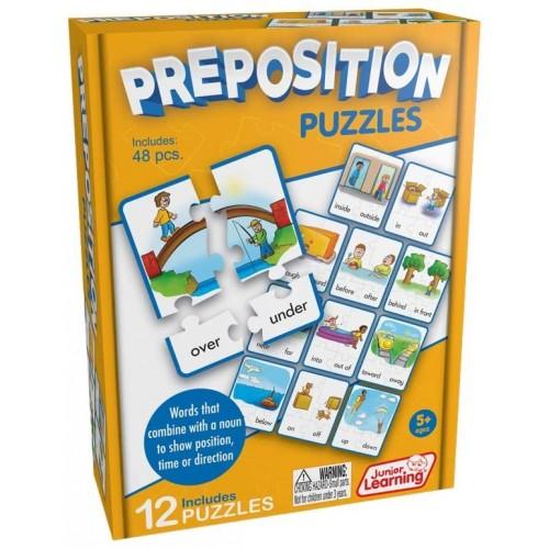 Junior Learning Preposition