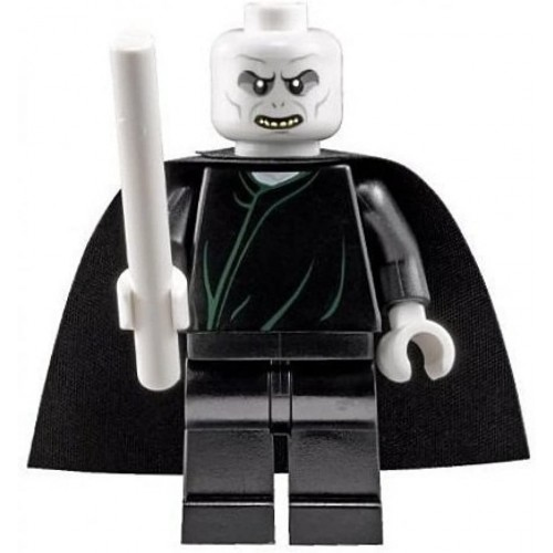 Lego Harry Potter Lord Voldemort With White Wand 2010