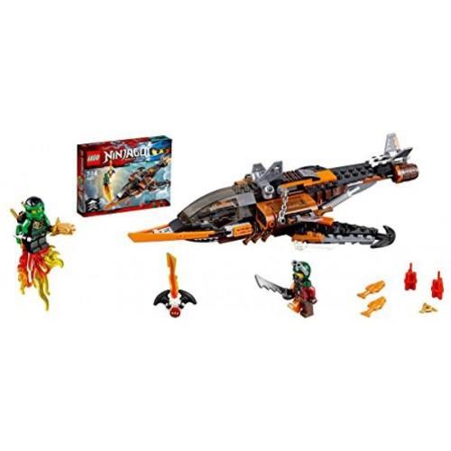 Lego Ninjago 70601 Sky Shark 221Pcs Building