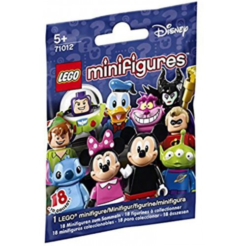 Lego Disney Minifigures Donald Duck Daisy 2 Pack