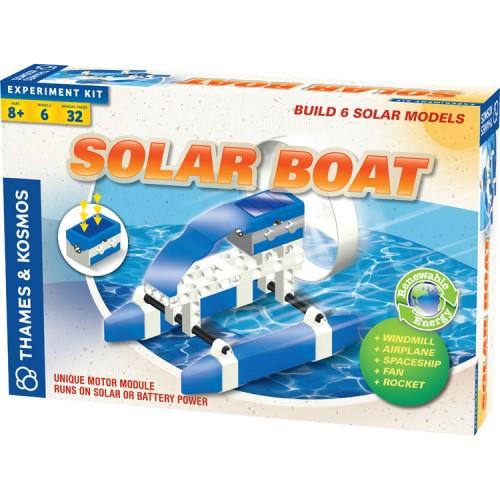 Solar Boat Building Science Kit