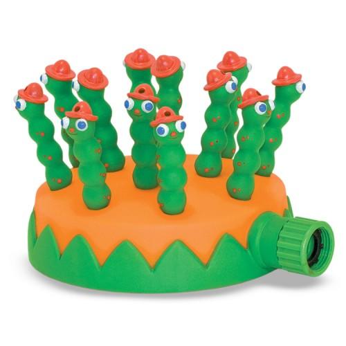 Kids Sprinkler Grub Scouts Hose Head