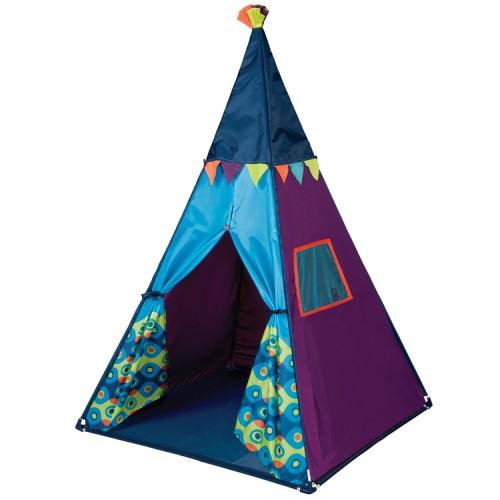 B. Teepee Stars Light Show Play Tent