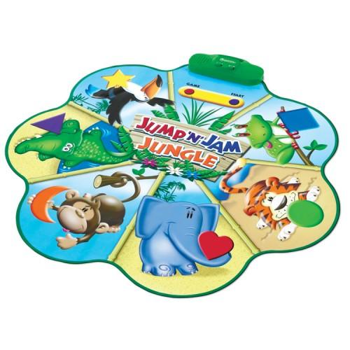 Jump n Jam Jungle Electronic Math Toy