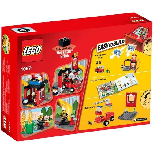 Lego Junior Fire Set