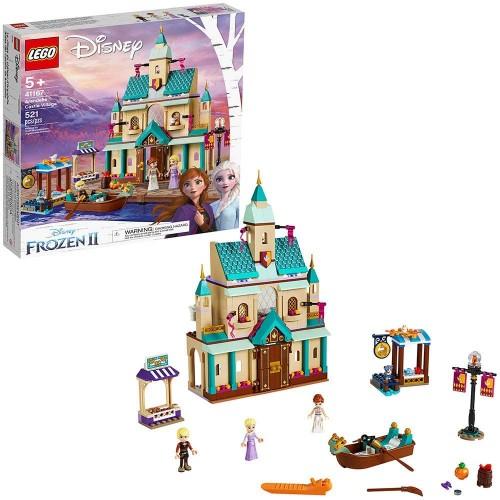 Lego Disney Frozen Ii Arendelle Castle Village 41167 Toy Building Set With Popular