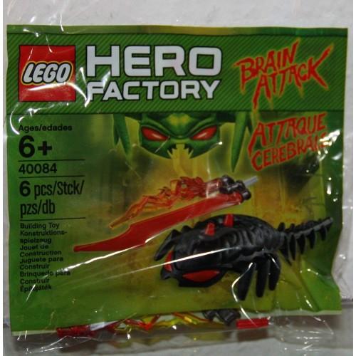 Lego Hero Factory Set 40084 Brain Attack