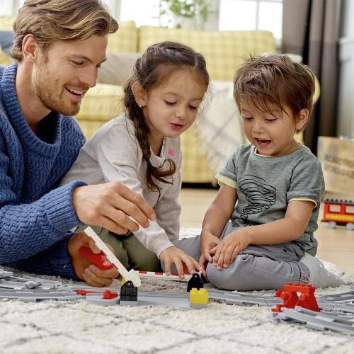 Lego Duplo Train Tracks 10882 Building Blocks 23