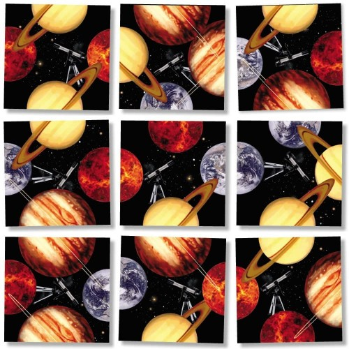 Bundle Of Scramble Squares B Dazzle Puzzles For Seniorsadultsteenskids 3 Included Hot Air