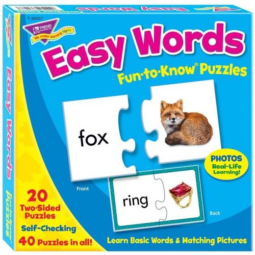 Funtoknow Puzzles Easy